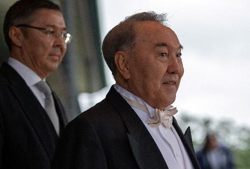 Ex-Kazakhstan leader proposes Russia-Ukraine presidents meet in bid to ease conflict