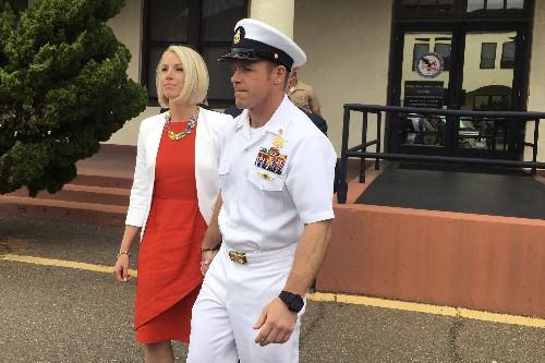 Trial set for Navy SEAL in Islamic State prisoner's killing