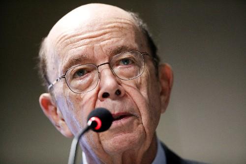 U.S. Commerce Secretary Ross downplays fears of recession