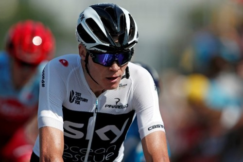 Return to peloton is like second chance, says Froome