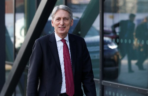 Britain's Hammond 'prepared to resign' over May's spending plans: ITV, citing PA
