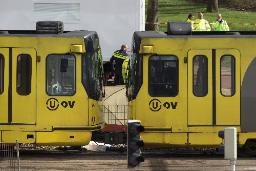 Dutch suspect in tram shooting to face terrorism charge