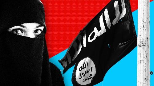 She Doesn't Regret Torturing Women for ISIS
