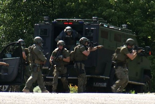 Shooting at Armed Forces Center in Chattanooga: Photos