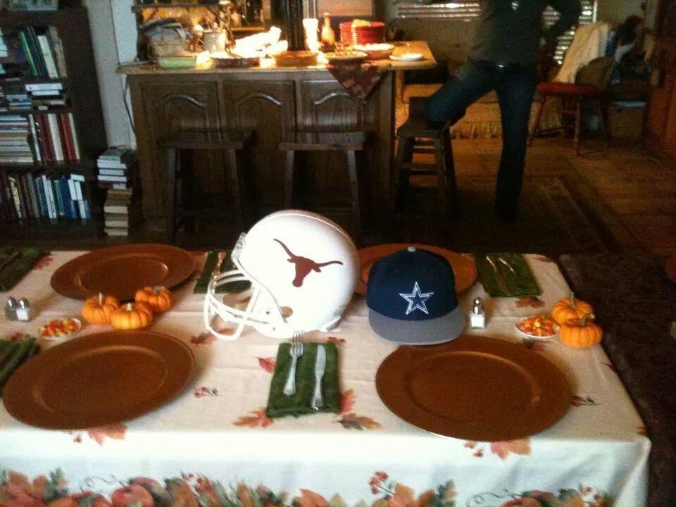 Smith Texas Thanksgiving '12