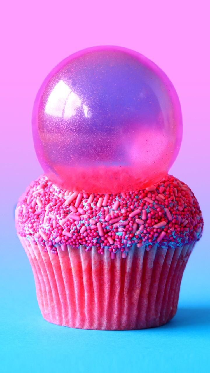 Bubble Cupcake