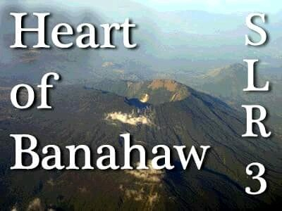 Heart Of Banahaw - Magazine cover
