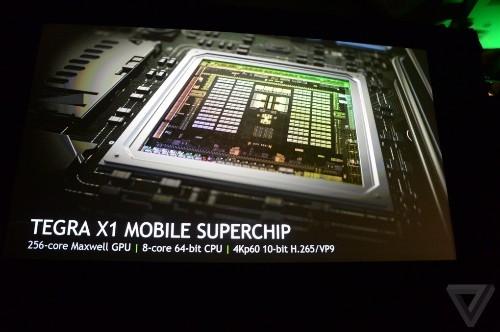 Nvidia unveils its latest mobile 'superchip,' the Tegra X1