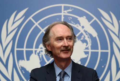 U.N. Security Council concerned about northeast Syria, U.S., China, Europeans urge ceasefire