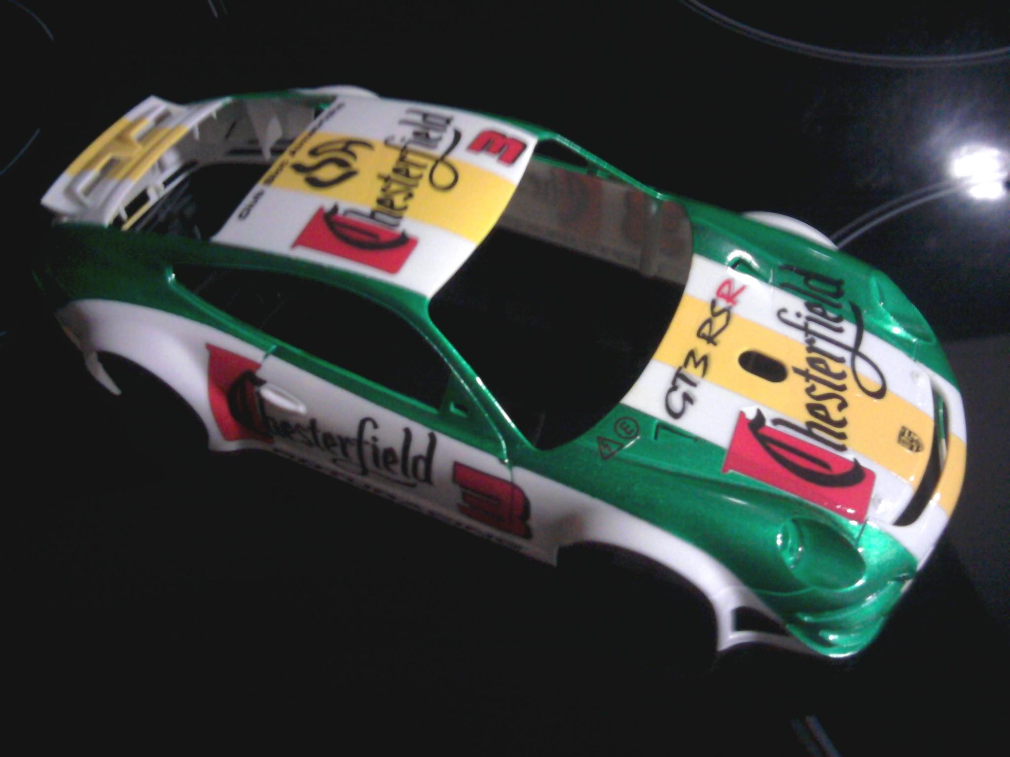 Porsche 911 997 Gt3 1:24 in project encargo de D. Francisco Miguel por SDH Diseños