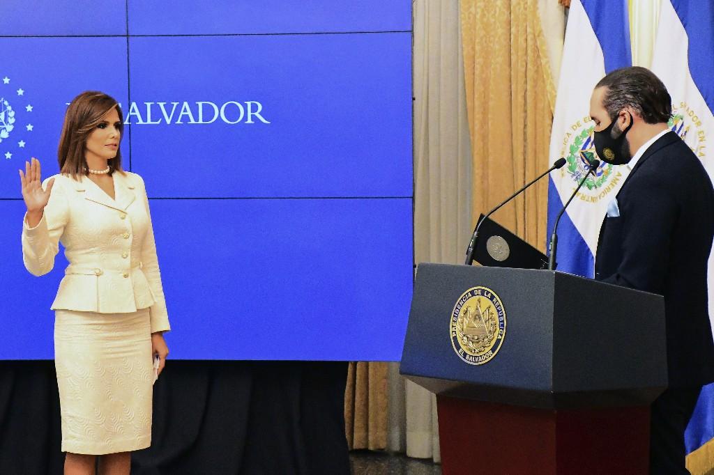 El Salvador's next US envoy met Trump at Miss Universe