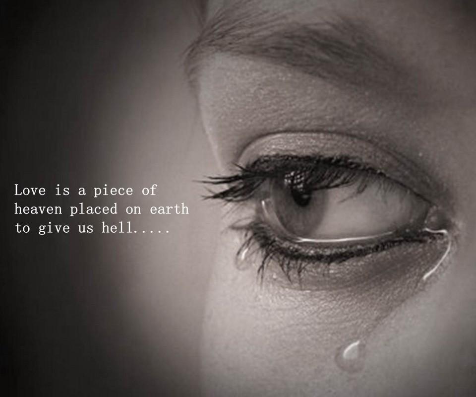 ماهو سبب الدموع