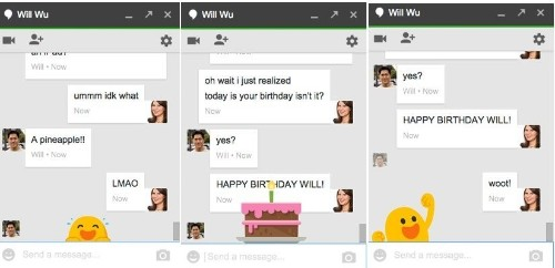 Google Has Buried Some Little-Known Tricks In Hangouts That Will Liven Up Your Chats