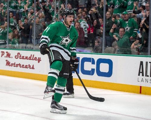 NHL notebook: Stars' Seguin anticipates extension