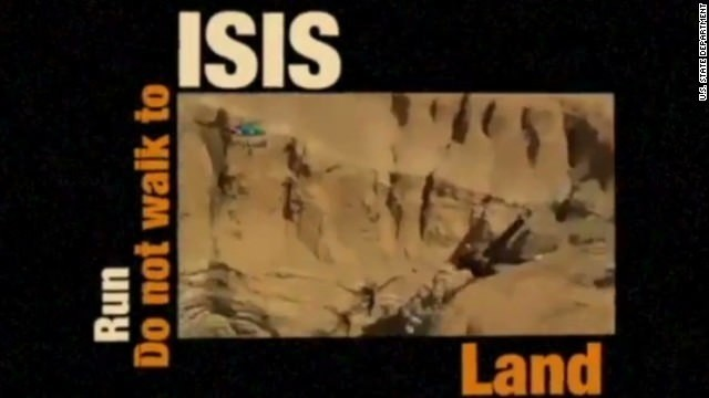 Anti-ISIS video shows crucifixions, bodies