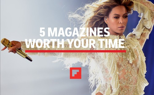 5 Magazines Worth Your Time: Music Festival Lovers' Edition