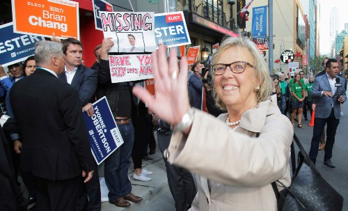 Canadian climate concern could carry Greens to breakthrough election