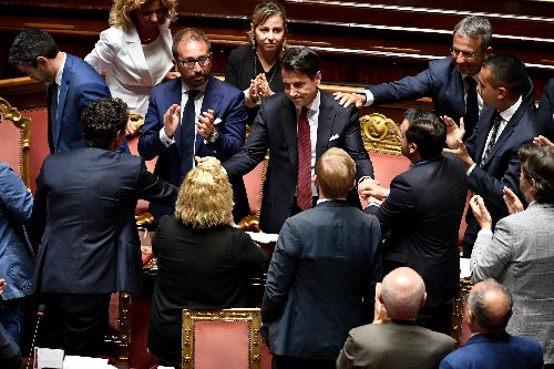 Italian premier's resignation could bring elections in fall