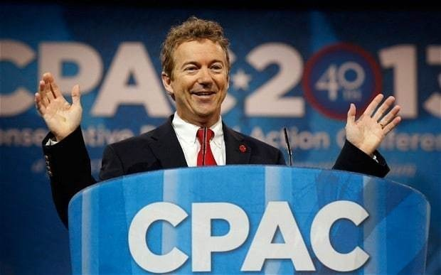 Nigel Farage: the American Rand Paul is my soulmate from the Tea Party