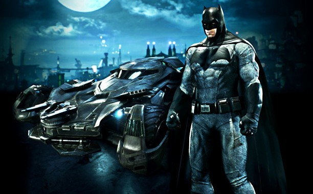 Batman Arkham Knight November DLC adds Batman v Superman Batmobile, Batsuit