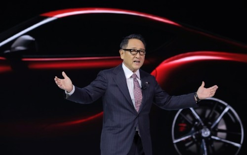 Exclusive: A delicate balance - Toyota took care to make offering to U.S. before China deals