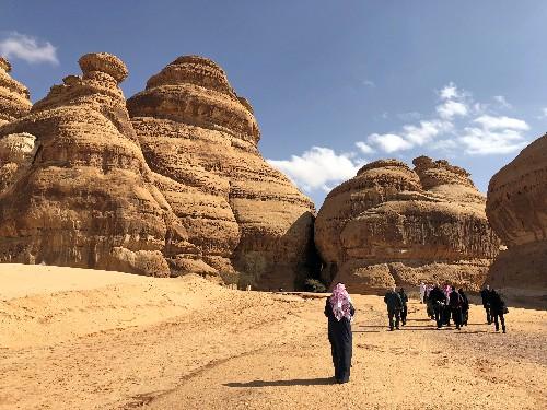 Saudis to seek $20 billion investments for planned tourism landmark