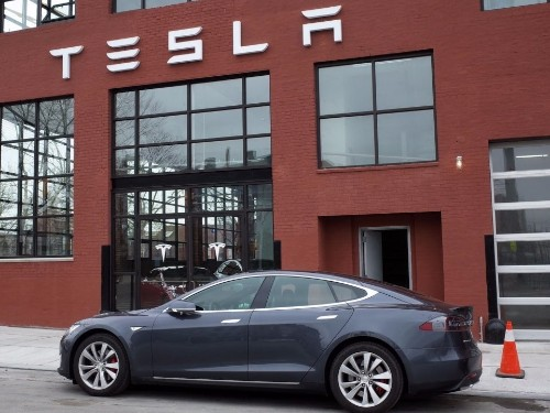This is a big benefit of Tesla's direct sales model