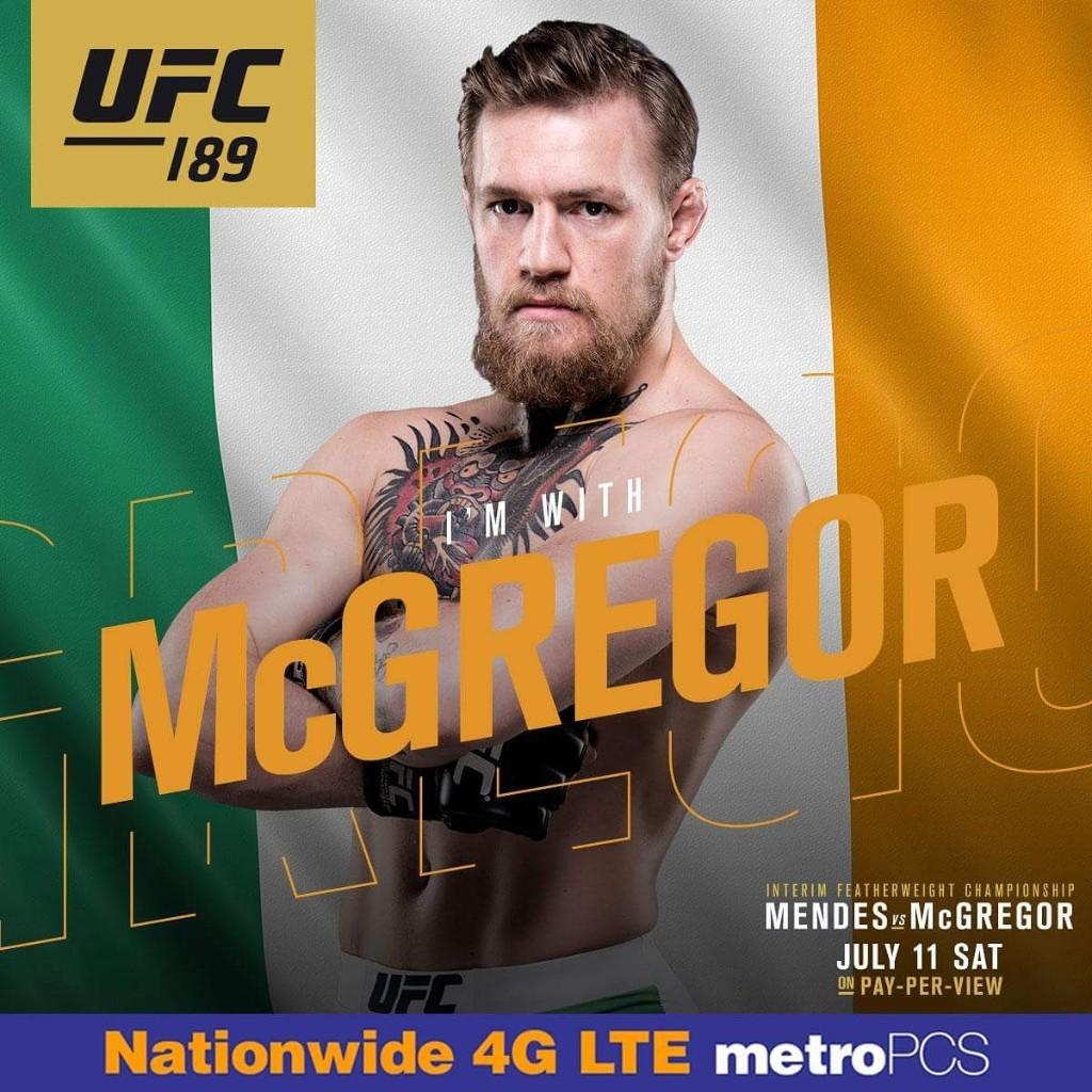 Connor    McGregor - Magazine cover