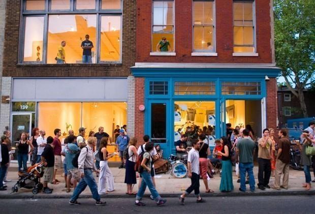 Indie Art Has a Walkability Problem