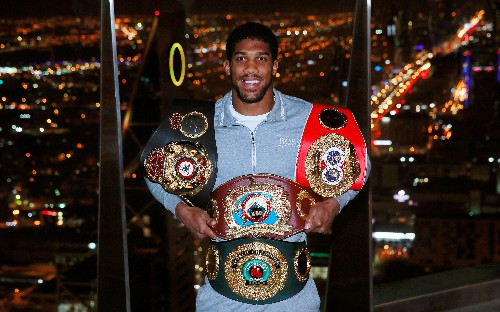 Fury promoter wants Joshua next instead of Wilder rematch