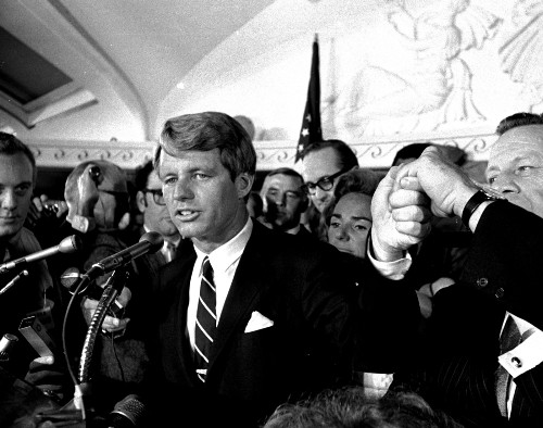 The 50th Anniversary of the Assassination of Robert F. Kennedy: Pictures