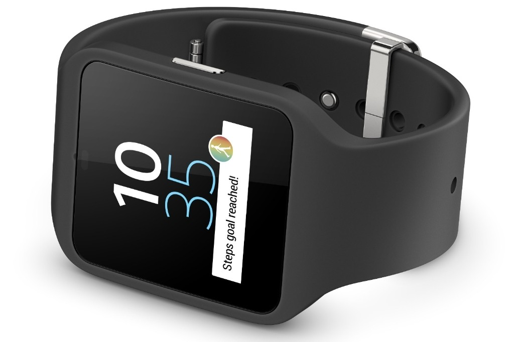 First impressions of the Sony Smartwatch 3: So far, so good