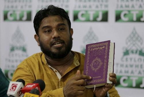 Catholic services in Sri Lanka capital canceled for 2nd week