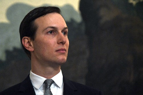 Kushner tries to sell Mideast plan to skeptical audience