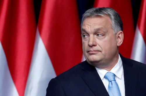 In or out? EU's conservative bloc faces crunch decision on Hungary's Orban