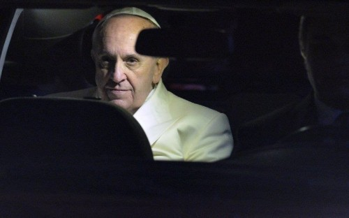 Pope's Shocking Hitler Youth Comparison
