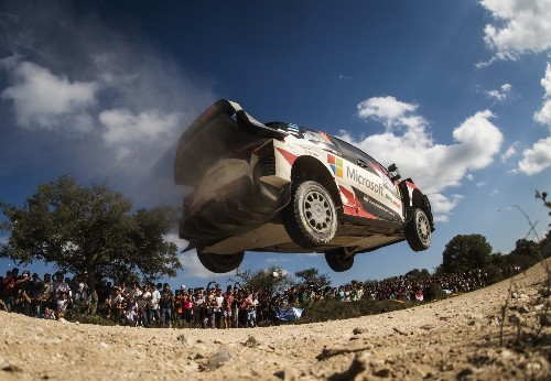 Argentina World Rally Championship in Pictures