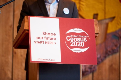 U.S. census to kick off in remote Alaska Native village