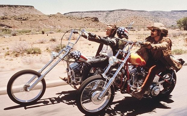 Easy Rider Harley-Davidson sold at auction