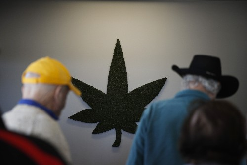 More aging Americans are using pot to soothe what ails them