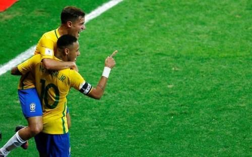Brasil vence Argentina por 3 x 0 no Mineirão e segue líder nas eliminatórias