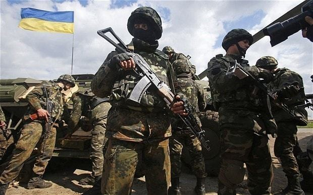 Ukraine's president pleads for US weapons to fight Russia