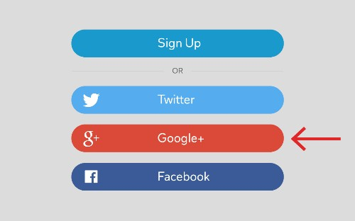 Sign in to Flipboard with Your Google Account