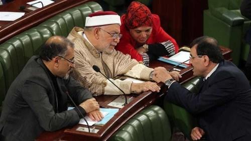 Tunisia's Ennahda to join coalition goverment