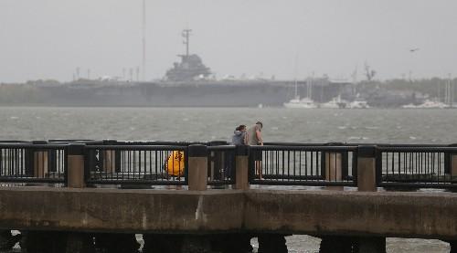 Bahamas reels from Dorian's devastation, storm surge threatens U.S. southeast