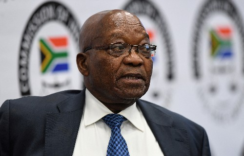 South African corruption inquiry adjourned to try to convince Zuma to testify further