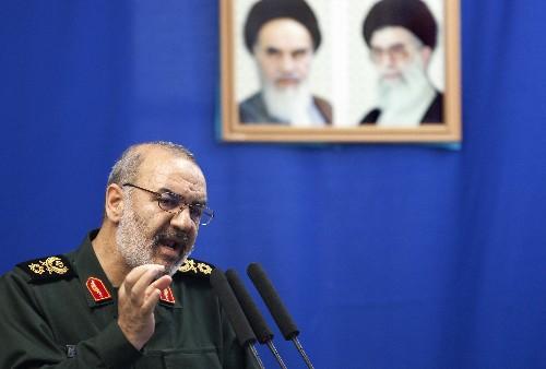 Iran is not pursuing war - Iran revolutionary guards chief
