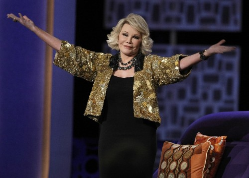 Joan Rivers: A Life Lived Out Loud