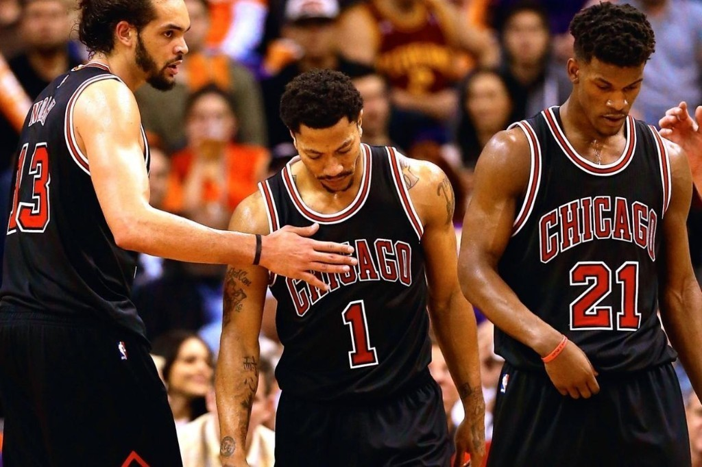 Chicago Bulls' Ceiling No Longer the Same Without Derrick Rose's Potential
