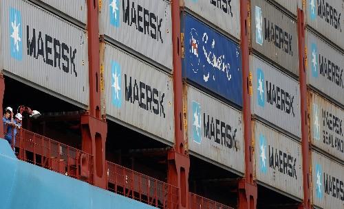 Maersk met en garde contre les effets d'une guerre commerciale